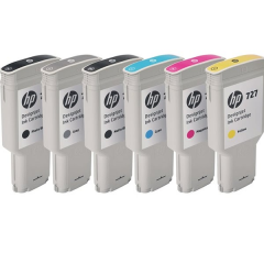 10% discount HP 727 Ink