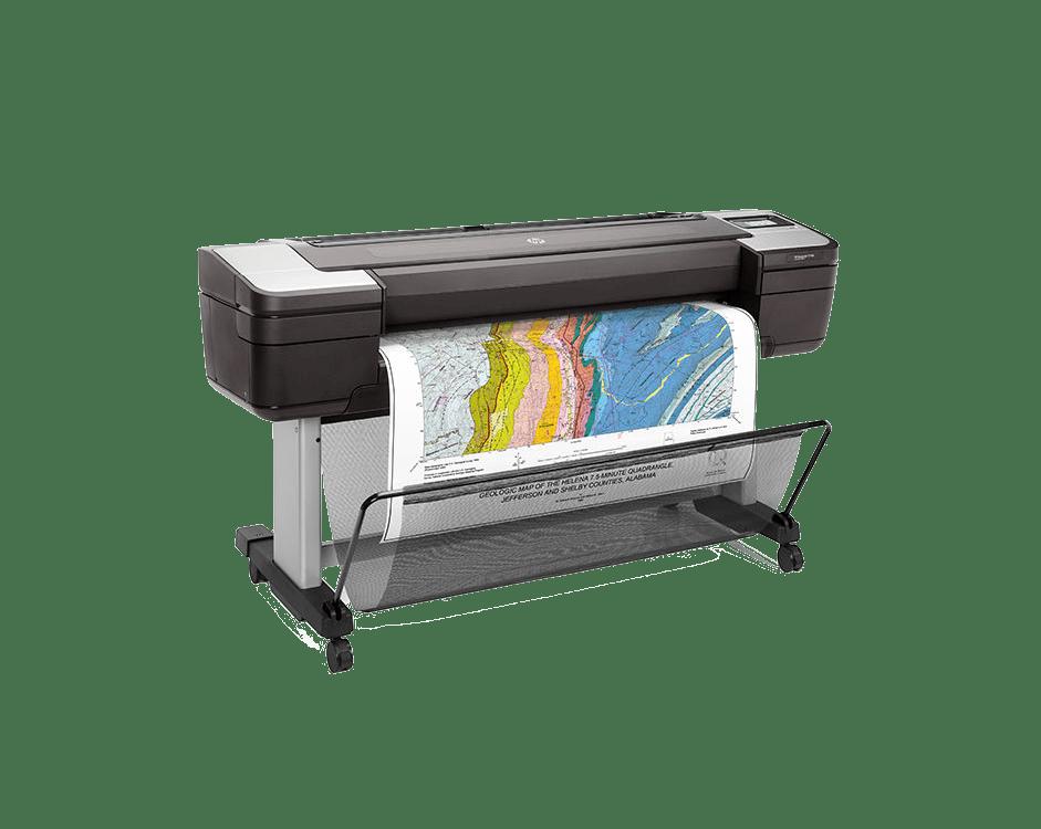 HP 1700 – Side