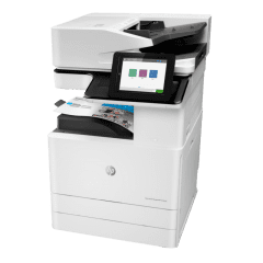 HP Colour LaserJet Managed E77822dn Left View web