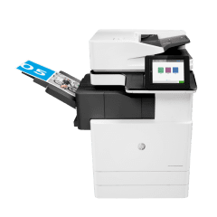 HP Colour LaserJet Managed E87640dn Front View web