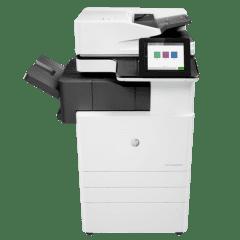 HP Colour LaserJet Managed E87650dn Front View web