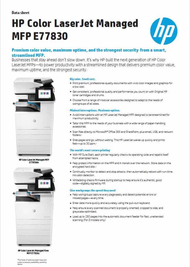 APJ IPG VEP Commercial HP Color LaserJet Pro M252 series