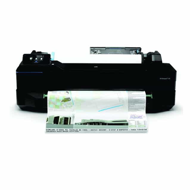 HP DesignJet T120 Printer