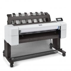 HP DesignJet T1600 36-Inch Printer Right Facing