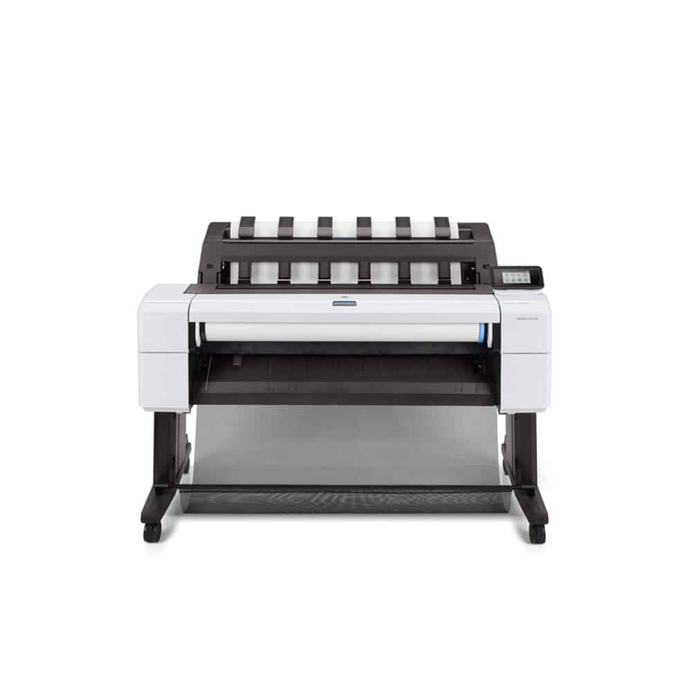HP DesignJet T1600 Dual Roll 36-Inch Printer Front