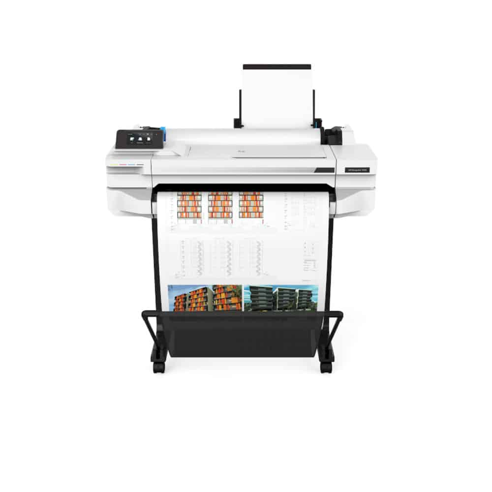 HP DesignJet T525 24-Inch Printer Front