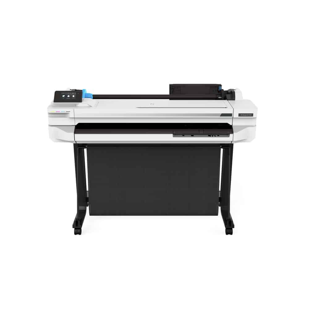 HP DesignJet T525 36-Inch Printer Front