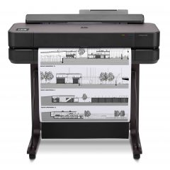 HP DesignJet T650 24in Front plot