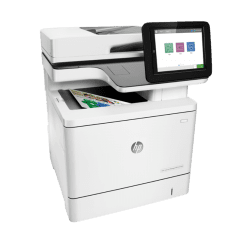 HP LaserJet Managed E57540 Colour A4 Multifunction Printer Right View web