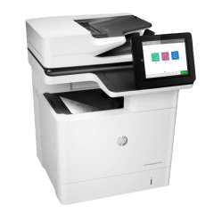 HP LaserJet Managed E62655dn Mono A4 Multifunction Printer Right View web
