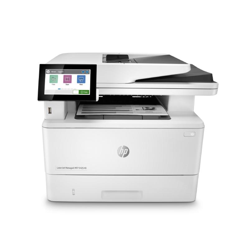 HP LaserJet Managed MFP E42540 Front