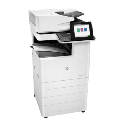 HP Mono LaserJet Managed E72530dn Right View web
