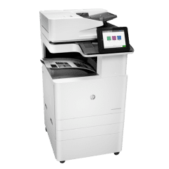 HP Mono LaserJet Managed E82550dn Right View web
