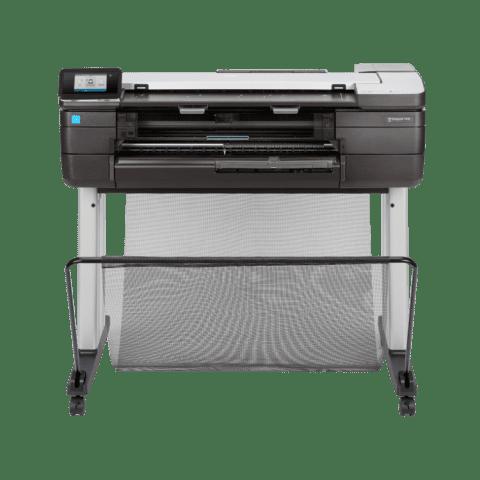 HP DesignJet T830 24-Inch Multifunction Printer